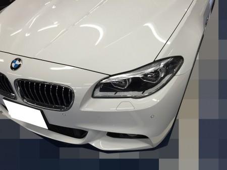 BMW5シリーズ(F10)のレーダー取り付け
