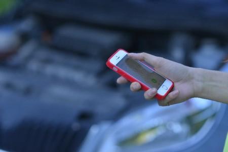 車のトラブルは電話対応