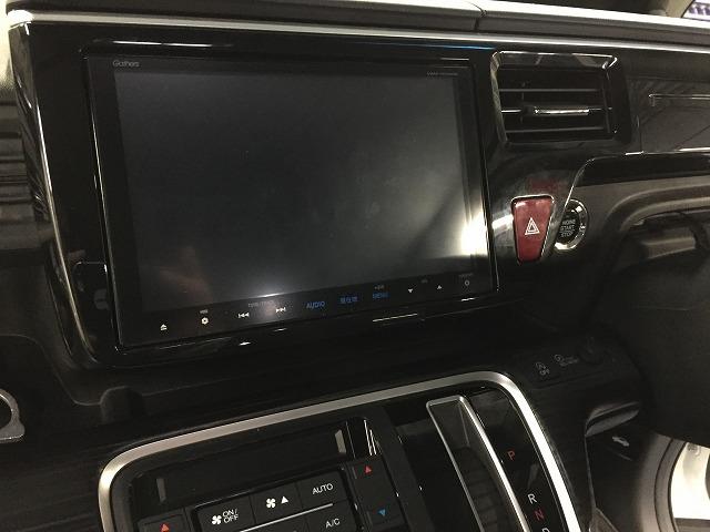 新型ステップワゴン(DBA-RP系)のTVキット取り付け