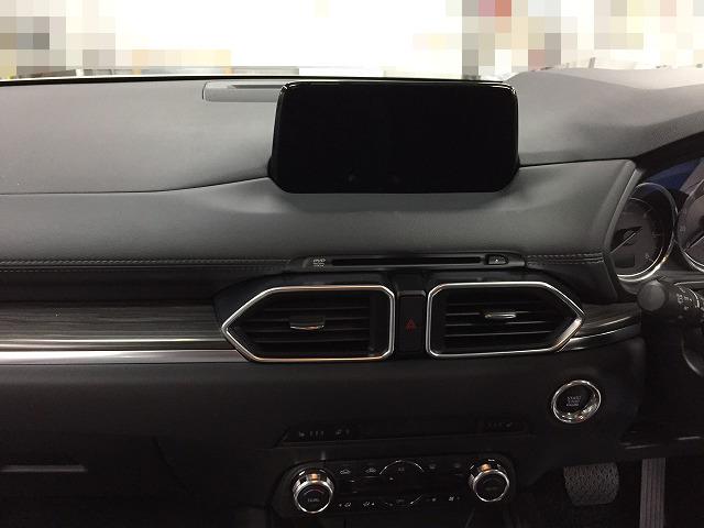 新型CX-5のテレビ・ナビキット取り付け方法