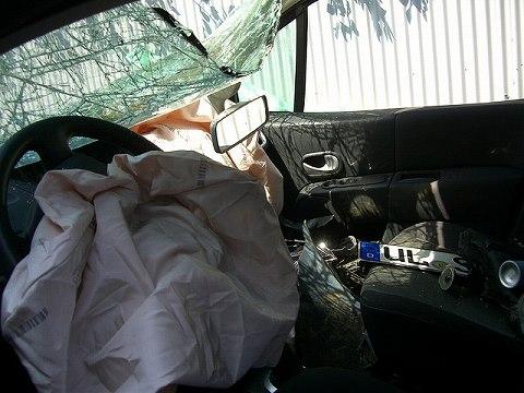 タカタ製のエアバック、リコールしないと車検通らないぞ!
