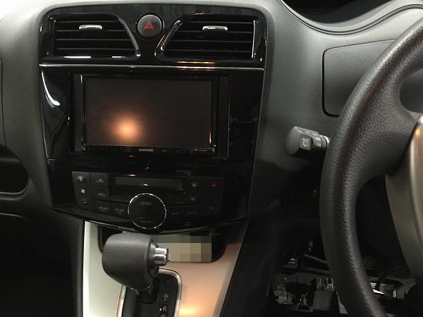 C26セレナのドライブレコーダー取り付け位置の注意点とアクセサリー電源