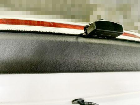 オデッセイのリアドライブレコーダーの例