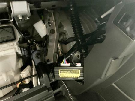 マツダ3のテレビキットUTV414の取り付け方法4
