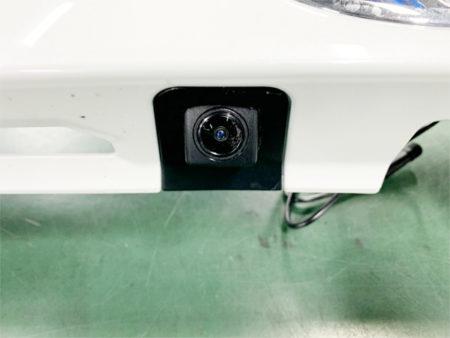 50プリウスにバックカメラ埋め込み方法